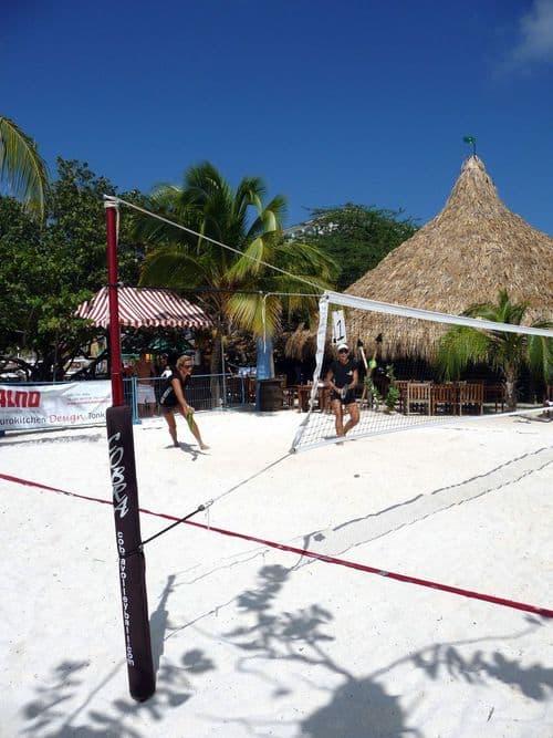 Portable Beach Tennis Net System Pro Beach Tennis Store