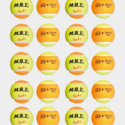 MBT Beach Tennis balls