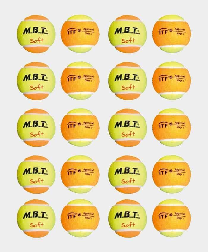 MBT Beach Tennis balls