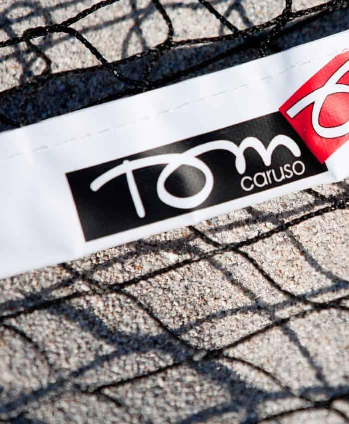 Beach Tennis Net Tom Caruso Beach Tennis Store