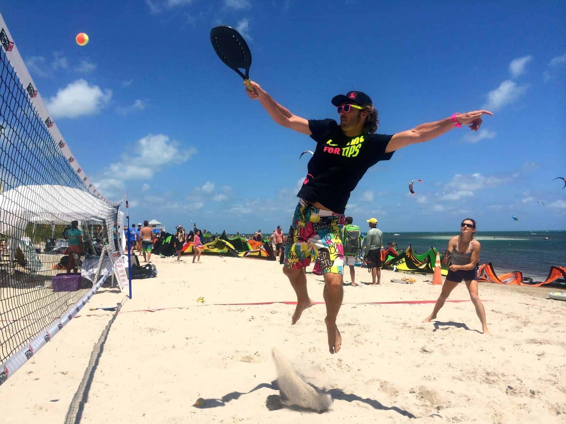 Tennis Balls In Miami Beach